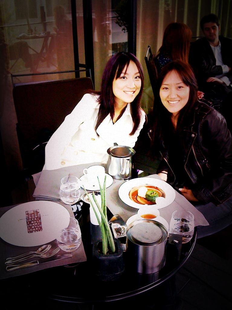with Yuko